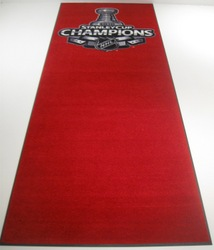 Unused Stanley Cup Carpet Auction