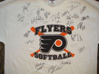 Flyers softball T