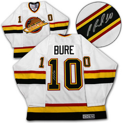 Pavel Bure Signed Jersey Auction