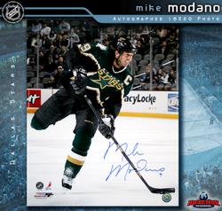 Modano Signed Photo Auction