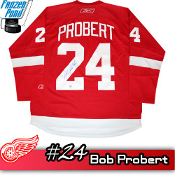 Probert Signed Jersey Auction