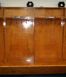 Locker Room Stalls Auction