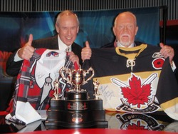 Cherry & Maclean Signed Jerseys