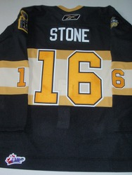 Stone Game-Worn Jersey Auction