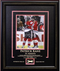 Kane Signed Photo Auction