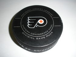 2010 Eastern Conf Final Puck Auctions