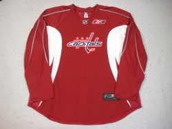Fedorov Practice-Worn Jersey Auction