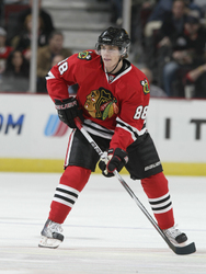 Kane Blackhawks Convention Auction