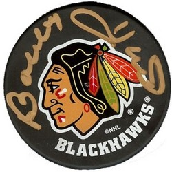 Bobby Hull Signed Puck Auction