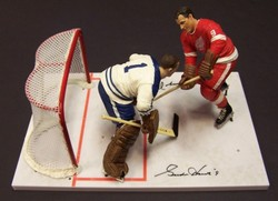 Howe & Bower Signed McFlarlane Auction