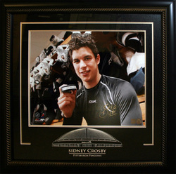 Crosby Signed Photo Auction