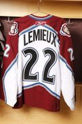 Claude Lemieux Signed Jersey Auction