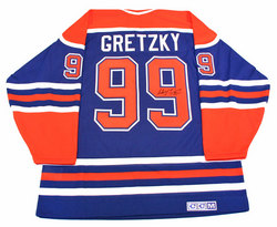 Gretzky Signed Jersey Auction