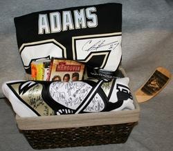 Craig Adams Charity Basket Auction